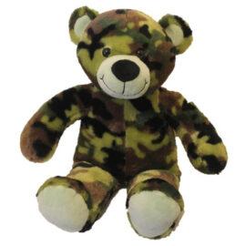 Cuddelbear Codie Camouflage knuffel om zelf te maken