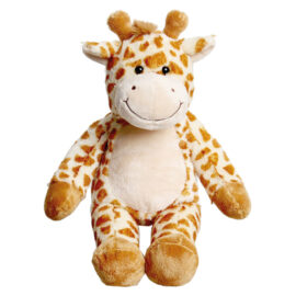 CuddleBear Gerrie Giraf knuffel om zelf te maken