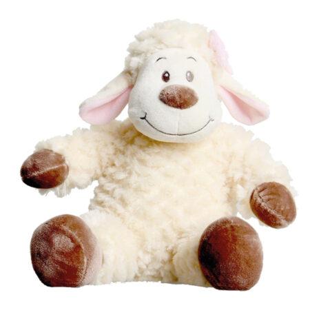 CuddleBear Lub het Lammetje knuffel om zelf te maken