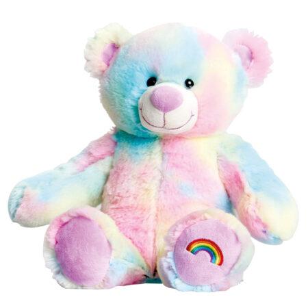 CuddleBear Rowi regenboog knuffel om zelf te maken