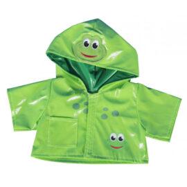 CuddleBear kikker regenjas berenkleding
